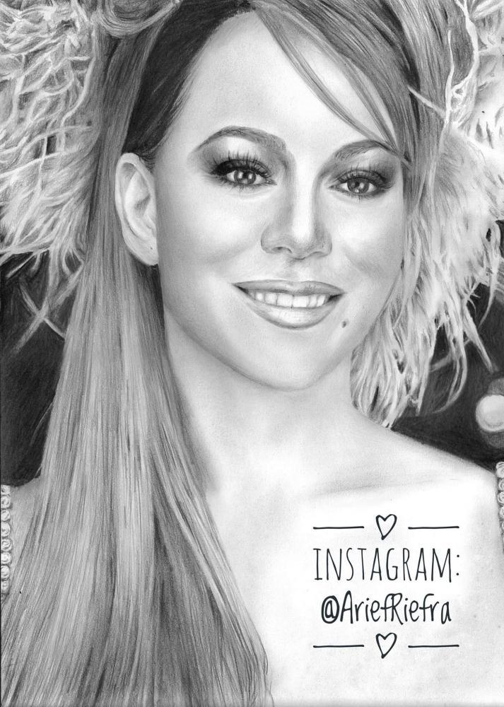 Mariah Carey por riefra